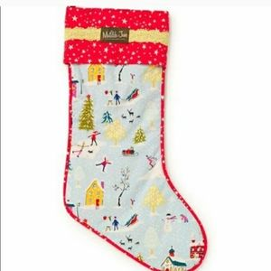 Matilda Jane Christmas stocking. New with tags